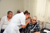 SAĞLIK SİSTEMİ - Balçova'da Yaşlı Vatandaşların Hayatını Kurtaracak Bileklik