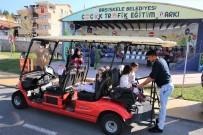 TRAFİK EĞİTİMİ - Başiskele'de Miniklere Trafik Eğitimi