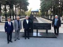 İŞ KADINI - Başkan Baran'dan Azerbaycan Çıkarması