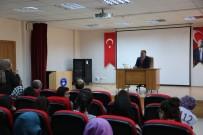 MAZLUM - Başkan Cabbar Necmiye-Mustafa Maşlak Mesleki Ve Teknik Anadolu Lisesi Öğrencileriyle Bir Araya Geldi