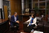 Başkan Yardımcısı Kaynarca, Başkan Alemdar'ı Ziyaret Etti