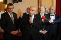 FETHI YAŞAR - Başkan Yaşar, 'Yıla Değer Katan' Ödülünü Aldı