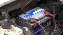 POLİS İMDAT - Başkasına Ait Arızalı Otomobili Onarıp Kullanmış