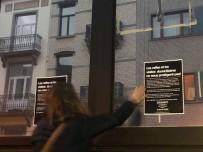 İNSAN KAÇAKÇILIĞI - Belçika'da Mültecilerle Dayanışma Eylemi