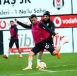ATİBA HUTCHİNSON - Beşiktaş'ta Genk Mesaisi Başladı
