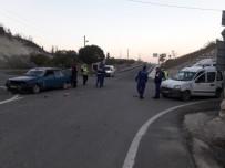 KARAKÖY - Bilecik'te Otomobil İle Motosiklet Çarpıştı Açıklaması 1 Yaralı