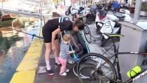 Bodrum'un Güzelliklerini Bisiklet Ve Guletle Keşfedecekler
