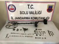 Bolu'da, Tarihi Eser Operasyonu Açıklaması 1 Gözaltı
