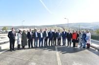 Bursa Büyükşehir'den Yenişehir Çevre Yoluna Düzenleme