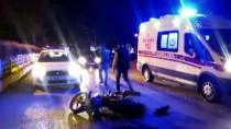 KÖPRÜLÜ - Bursa'da Trafik Kazası Açıklaması 1 Ölü, 2 Yaralı