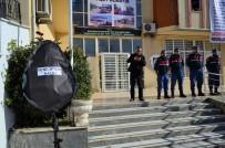 SIYAH ÇELENK - CHP'li Belediyeye Siyah Çelenkli Protesto