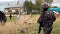 ÖZEL HAREKET - Cinayet Sanığı Bir Metrekarelik Çukurda Yakalandı