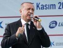 BEDENSEL ENGELLİ - Cumhurbaşkanı Erdoğan: Kazanırsak hep birlikte kazanacağız