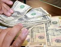 DOLAR VE EURO - Dolar 3 ayın en düşük seviyesinde