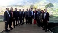 Dündar Vizyon Projelerini Milletvekillerine Anlattı