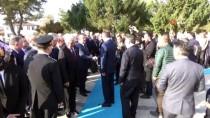 Edirne Valisi Ekrem Canalp Görevine Başladı