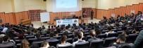 GALATA - Ekstrem Sporcular GAÜN'de Öğrencilerle Bir Araya Geldi
