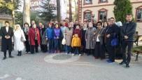 ŞEHİR MÜZESİ - Eskişehir Anadolu Kültür Ve Dayanışma Derneği'nden Tarih Ve Kültür Kokan Gezi