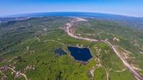 KAYNAR - Gaga Gölü Hayran Bırakıyor