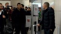 EREN DERDIYOK - Galatasaray Almanya'ya Gitti