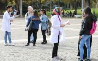 ORGAN NAKİLLERİ - GAÜN Öğrencileri Gazianteplilere Organ Naklinin Önemini Anlattı
