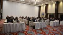 MEHMET ŞAHIN - Güneydoğu Borsa Ve Odalar Çalıştayı Mardin'de Düzenlendi
