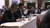 MEHMET ŞAHIN - 'Güneydoğu Oda Ve Borsaları Akreditasyon Sistemi Kıyaslama Çalıştayı'
