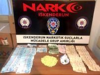 İskenderun'da Uyuşturucu Operasyonları Açıklaması 16 Gözaltı