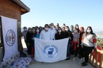 Kale MYO Öğrencileri İnceğiz Kanyonu'nu Gezdi