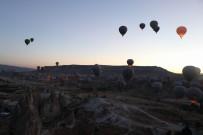 MUSTAFAPAŞA - Kapadokya Bölgesini Ekim Ayında 324 Bin 375 Turist Ziyaret Etti