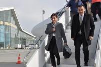 Kars Valisi Türker Öksüz, Yeni Görevine Başladı