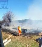 Kastamonu'da Çıkan Yangın Büyümeden Söndürüldü