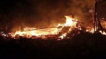 AHŞAP EV - Kastamonu'da Yangın