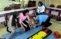 Kırıkkale'de Sağlık Personeline Travma Resüsitasyon Kursu