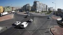 KIRMIZI IŞIK - Konya'da Dinamik Kavşaklar Trafiği Rahatlatıp Yakıt Tasarrufu Sağladı