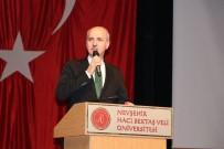 Kurtulmuş Açıklaması 'Biz Suriye'nin Suriye Halkı Tarafından Yönetilmesini İstiyoruz'