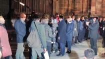 THORBJORN JAGLAND - Macron 7 Gün Sürecek 'Ateşkes Günü Turuna' Strazburg'dan Başladı