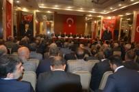 ÜLKÜ OCAKLARı - MHP Gaziantep İl Divan Toplantısı Gerçekleştirildi