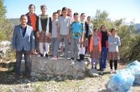 AKALAN - Öğrenciler Tarihi Kagrai Antik Kentinde Çöp Topladı