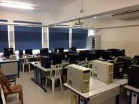 KÜÇÜKÇEKMECE BELEDİYESİ - Okullara Bilgisayar Laboratuarı Desteği