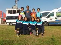 TÜRKİYE ATLETİZM FEDERASYONU - Osmangazili Atletlerin Şampiyonluk Sevinci
