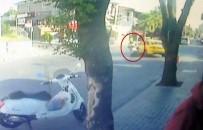 TİCARİ TAKSİ - (Özel) Etiler'de Feci Kaza Kamerada