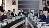 SAĞLIK TURİZMİ - Sağlık Bakanlığı İle Atatürk Üniversitesi Güç Birliği İçin İlk Adımı Attı