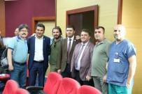 Sağlık-Sen, Kırşehir'de Yeni Başkanını Seçti