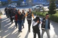 SAHTE İÇKİ - Sahte Alkole 6 Tutuklama