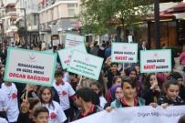 DOKU NAKLİ - Samsun'da Organ Bağışçı Sayısı 15 Bine Ulaştı