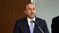 İKINCI DÜNYA SAVAŞı - 'Suriye'de Siyasi Süreç Gerektiği Gibi İlerlemiyor'