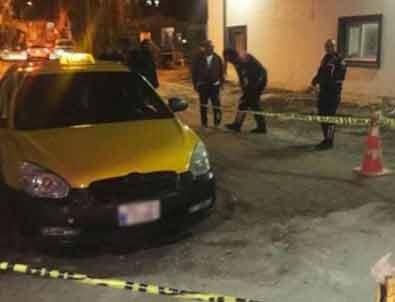 Taksicilerin 'patinaj' kavgasında kan aktı