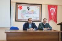 MURAT ŞAHIN - Tarımsal Çalışmalar Hakkında Değerlendirme Toplantısı Yapıldı