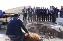 ABDULLAH KıLıÇ - Taşlıay'da Büyük Proje, İlçe Sıcak Suya Kavuşuyor
